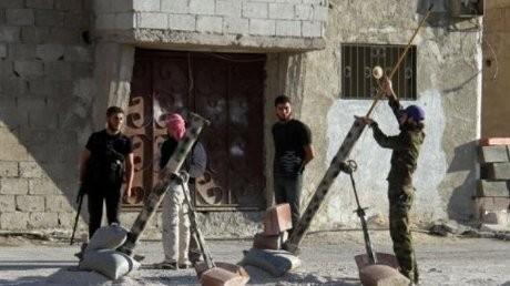 Arab Saudi Kirim Rudal-rudal Untuk Pemberontak Suriah