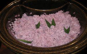 Nikmatnya Nasi Ungu dan Sayuran Babanci di Restoran Cinnamon