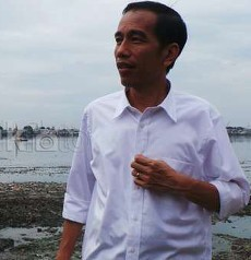 Diplomasi Makan Siang Jokowi dan Warga Waduk Pluit Berlanjut Pekan Depan