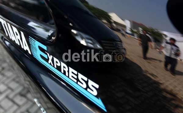 BBM Naik, Taksi Express Hitung Persentase Tarif Baru