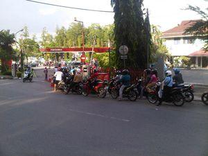 Harga Premium di SPBU Rp 6.500/Liter, Pengecer di Samarinda Jual Rp 8.000/Liter