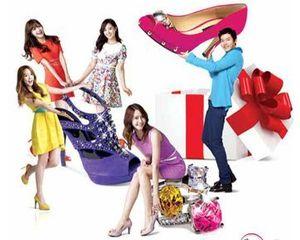 Lotte Shopping Avenue, Bisa Belanja Sekaligus Foto dengan \Personel\ SNSD