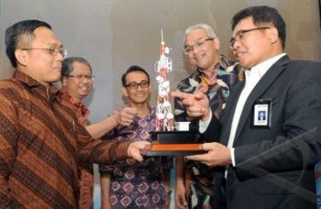 Diskusi telekomunikasi di acara IndoTelko Forum (rou/detikINET)