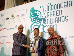 Indonesia Green Award 2013 Digelar