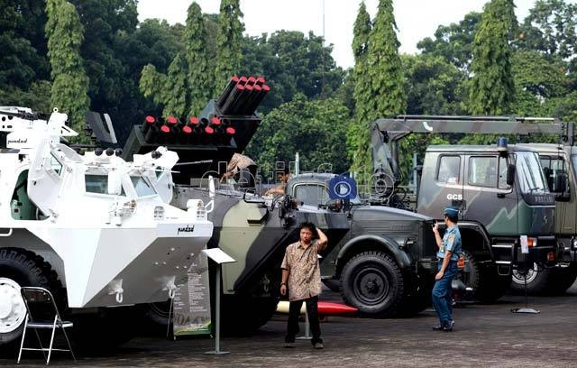 Alutsista Makin Canggih, Perwira TNI dan Polri Harus Makin Handal