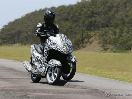Ini Harga Motor 3 Roda Yamaha