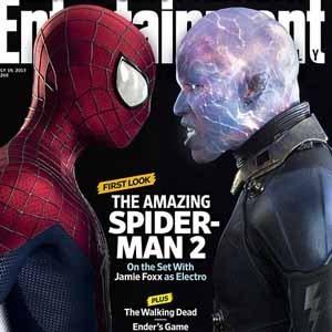 Ini Wujud Electro Ketika Berubah di The Amazing Spider-Man 2