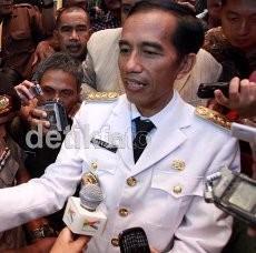 Rayakan Lebaran di Jakarta, Jokowi Tak Mudik ke Solo