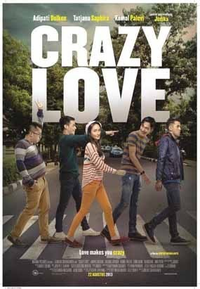 Adipati Dolken Bintangi Film Drama Remaja \Crazy Love\