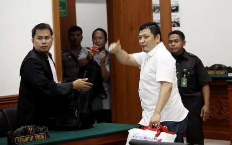 Freddy Sering Rapat dengan Para Terpidana Narkoba di LP Cipinang