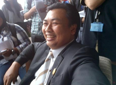 Maspiono Handoyo, Bos BlackBerry Indonesia (rou/detikINET)
