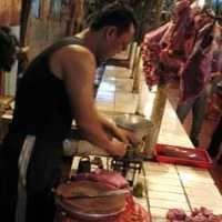 Pedagang: Harga Daging Masih Murah di Zaman Soeharto
