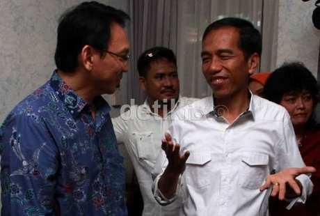 FITRA: Anggaran Blusukan Jokowi-Ahok Tahun 2013 Rp 26,6 M