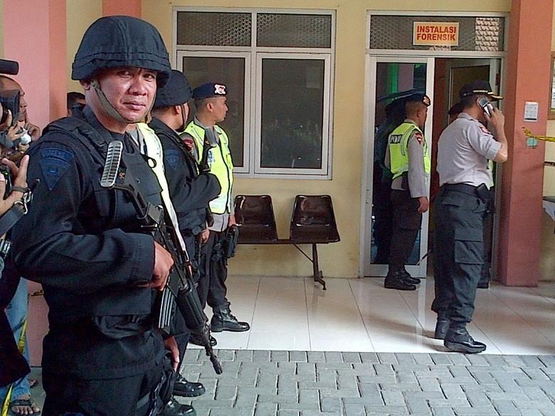4 Teroris di Tulungagung Buron Kasus di Bali Hingga Poso