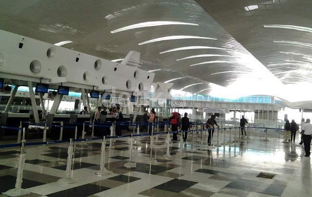 Ini Lokasi Check-In Pesawat di Bandara Kualanamu
