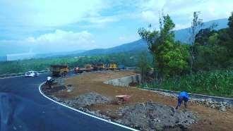 Kemenhub Sterilkan Jalur Nagreg-Malangbong-Gentong