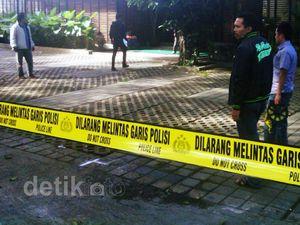 Kafe Tempat Nikita Ribut Digaris Polisi