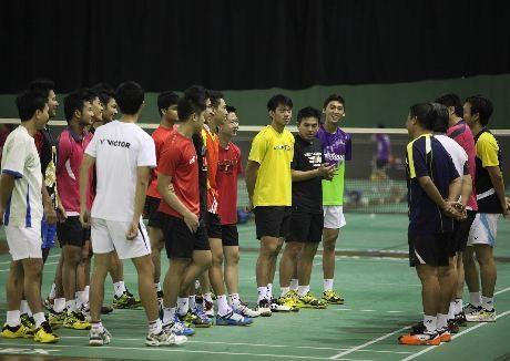 Memburu Predikat Juara Dunia ke China