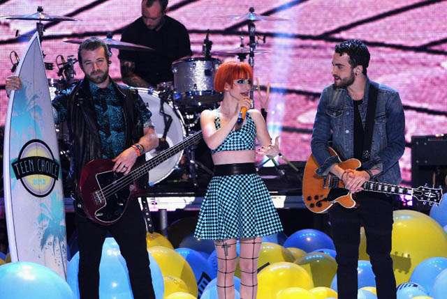 Ini Para Pemenang Teen Choice Awards 2013 Kategori Musik