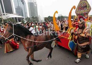 Menparekraf: Indonesia, Negeri 1.000 Karnaval