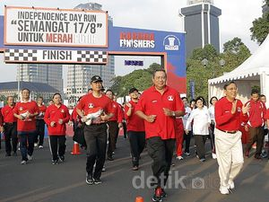SBY Buka Independence Day Run