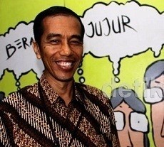 Jokowi: Saya Bisanya Nyangkul, Nggak Ngerti Golf