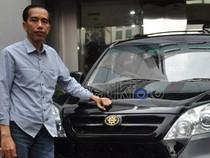 Jokowi: Mobil Dinas Kita Akan Pakai Gas Semua