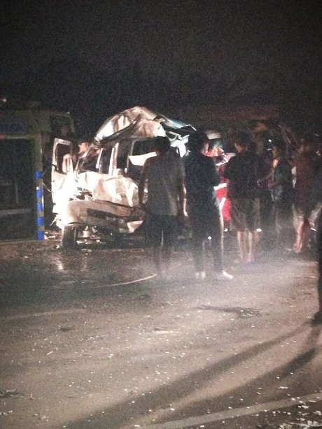 Korban Tewas Tabrakan Beruntun di Jagorawi Berada di Mobil Gran Max