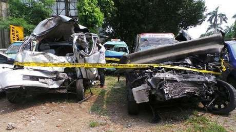 Dul Resmi Tersangka dalam Kecelakaan Maut di Tol Jagorawi