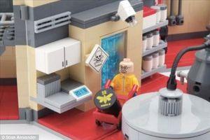 Mainan Lego Ini Diprotes karena Bertema Pabrik Narkoba