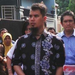 Pertemuan Ahmad Dhani dan Keluarga Korban Digelar Tertutup