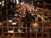 Macet Jakarta Semakin Parah