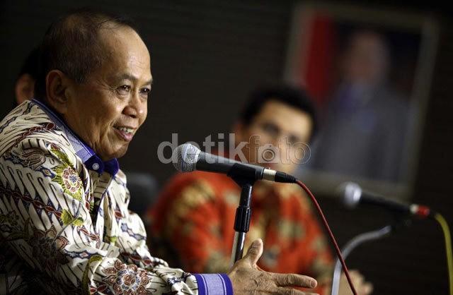 Anas Bentuk Ormas, Syarif Hasan: Tukang Becak pun Bisa