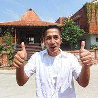 Merasa Anak Rumahan, Irfan Hakim Bikin Rumah Bergaya Resort