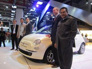 Wiranto dan Fahmi Idris Saksi Kelahiran Kembali Fiat di RI