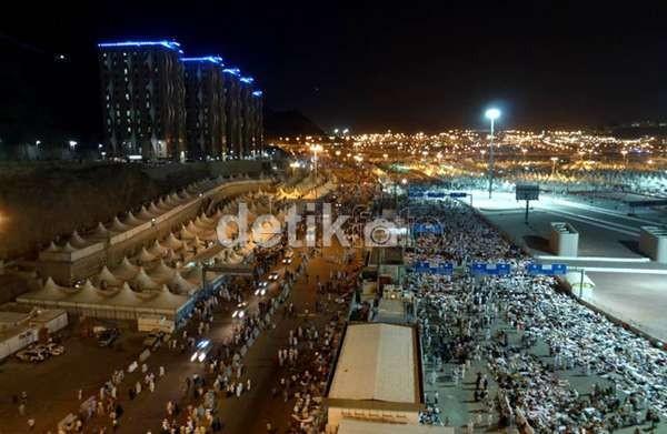 21.090 Jamaah Haji Indonesia Sudah di Makkah