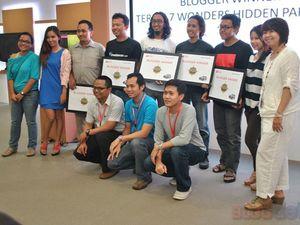 Blogger Siap Ikuti Jelajah 7 Keajaiban Nusantara