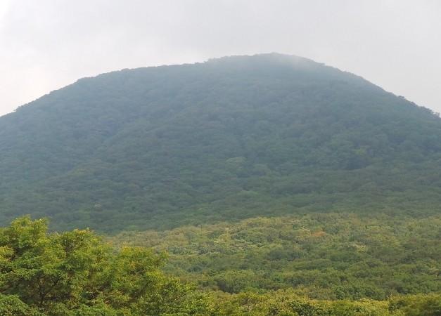 Inilah gunung paling tinggi di Korea Selatan (Ken/detikTravel)