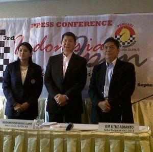 Kejuaraan Catur Internasional Kembali Digelar di Jakarta