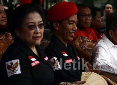 Megawati Ajak Jokowi Tanam Kedelai di Bantul