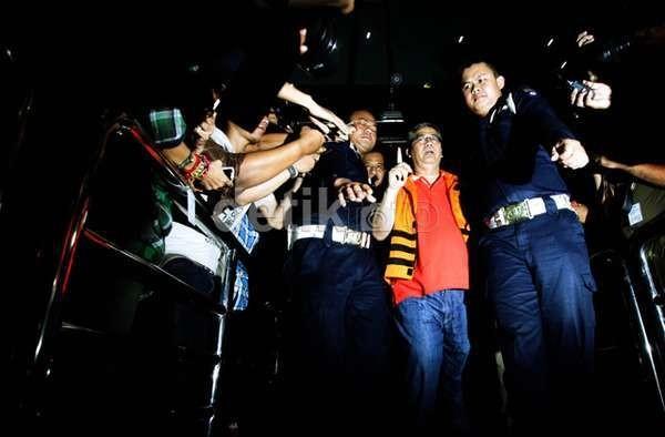 Penangkapan Akil Mochtar Jadi Materi Khotbah Jumat di Medan