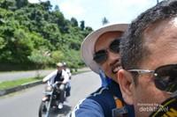 Sewa Sepeda Motor keliling Pulau We