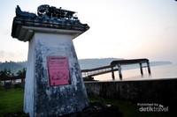 Dermaga kapal Balohan Sabang