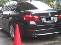 Ini Komentar OJK Soal Mobil Dinas BMW Seri 5 dan Rumah Dinas