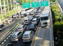 Jokowi Mau Jalanan di Jakarta Bisa untuk Ngebut