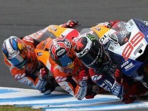 Menuju Akhir Persaingan MotoGP 2013