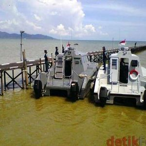 Cerita Ikan Teri Ambalat yang Diolah di Malaysia dan Dijual ke Indonesia