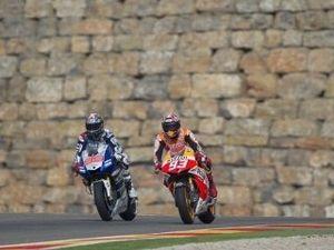 Menanti Duel Lorenzo vs Marquez di Valencia
