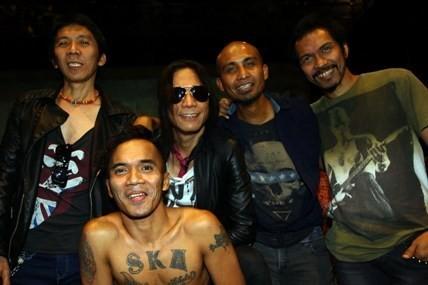 Slank Tampil Perdana di Jakarta Blues Festival 2013