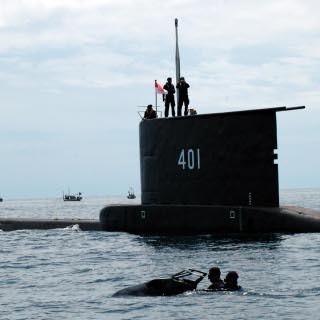 Kapal Selam Buatan Korea Selatan Pesanan RI Mulai Diproduksi